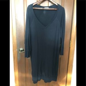 Standard James Perse Jersey Dress with pockets